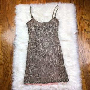 Laundry by Shelli Segal Spaghetti Strap Dress 4